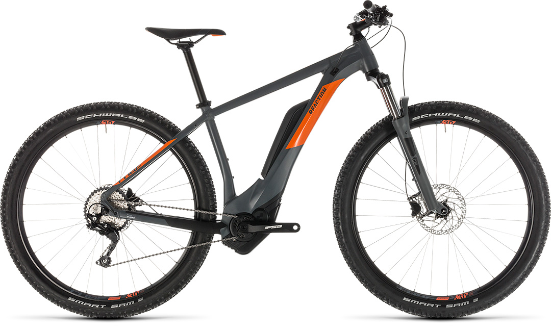 Electric Cube Reaction Hybrid Pro 17 inch Frame